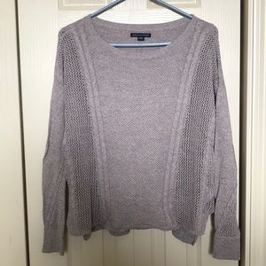 Tan sweater, good condition